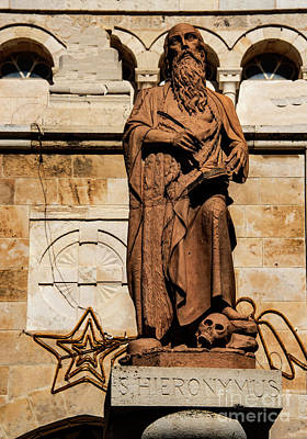 Photograph - St. Jerome by Mae Wertz