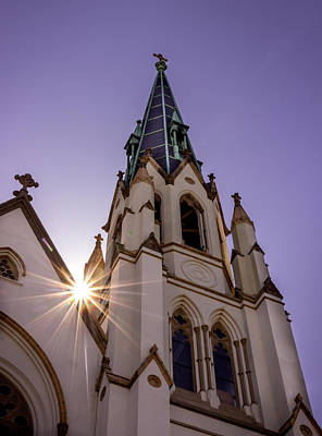 Photograph - St John The Baptist Cathedral by James Woody