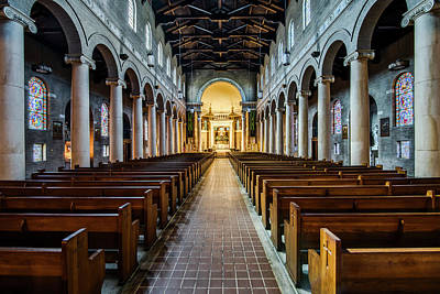 Photograph - St. John The Evangelist Church by Andy Crawford