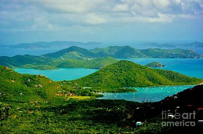Photograph - St. John Usvi by Tamara Michael