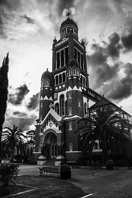 Photograph - St. Johns Cathederal by Robert Hebert