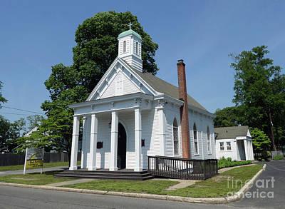 Photograph - St Johns Ev Lutheran Church  by Steven Spak