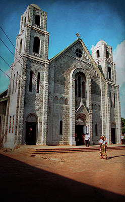 Photograph - St Joseph Pro-cathedral Catholic Church, Asaba by Muyiwa OSIFUYE