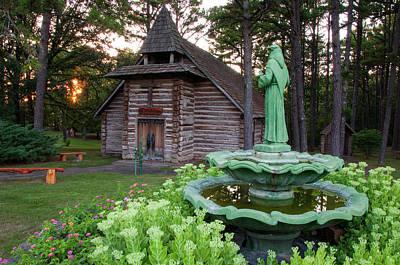 Photograph - St. Jude Chapel by Steve Stuller