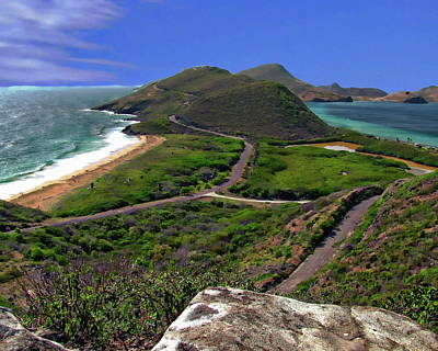 Photograph - St. Kitts by Anthony Dezenzio