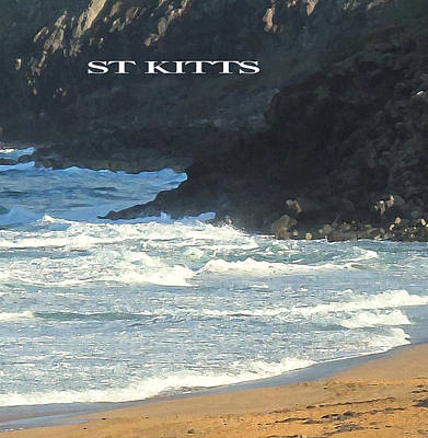 Photograph - St Kitts Poster by Ian  MacDonald
