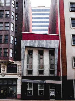 Photograph - St. Louis Architecture. Modern Buildings. by Dylan Murphy
