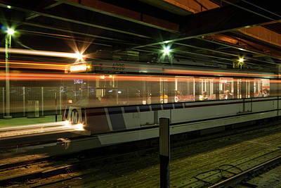 Photograph - St Louis Metro by Garry McMichael