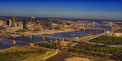 Photograph - St Louis River Front Dsc08744 by Greg Kluempers