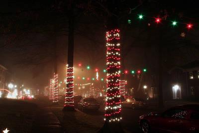 Photograph - St. Louis Xmas-1 by David Coblitz