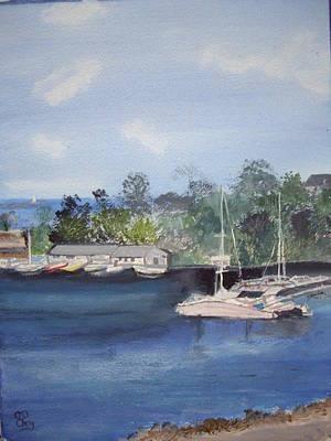 St Lucia Caribbean Art Print