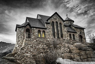 St. Catherine Of Siena Photograph - St. Malo by Susan Bandy