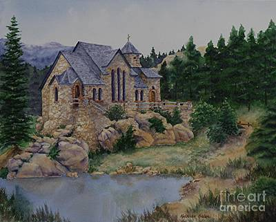 Painting - St. Malos Retreat by Kathleen Keller