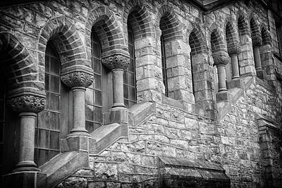 Photograph - St. Mark's Episcopal Church by Frank Morales Jr