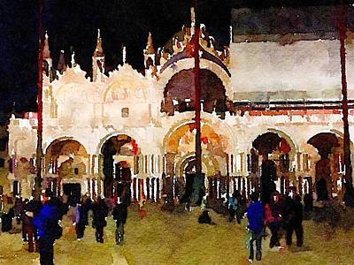 St. Mark's Plaza Original by Kenna Westerman