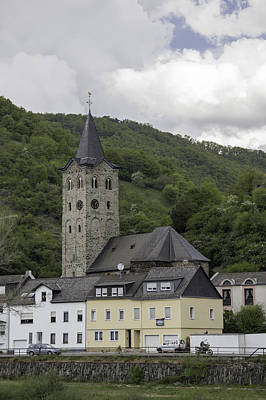 Keith Richards - St Martin Catholic Church Wellmich Germany 03 by Teresa Mucha