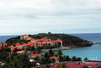 Photograph - St. Martin Resort by Gary Wonning