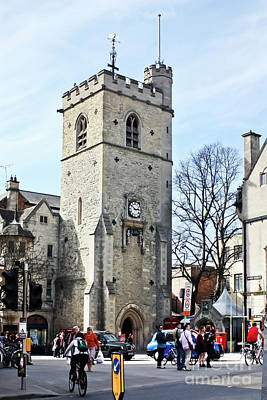 Photograph - St Martins Carfax Church Oxford by Terri Waters
