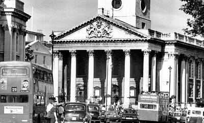 Photograph - St Martins In The Fields London England by John S