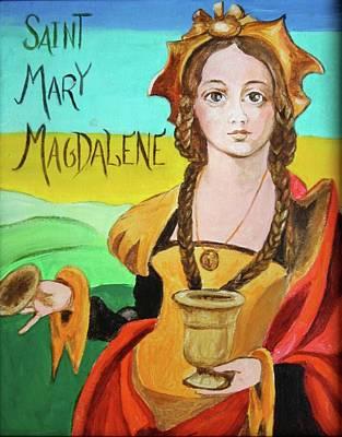 St. Mary Magdalene Apostle Original
