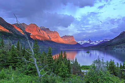 Photograph - St. Mary Morning Magic by Jack Bell