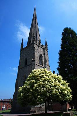 Photograph - St Mary The Virgin Ross-on-wye by Chris Day