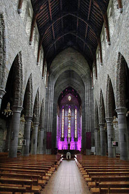 St. Mary's Cathedral, Killarney Ireland 1 Art Print