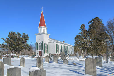 Photograph - St. Mary's Catholic Church Dhfx0010 by Gerry Gantt