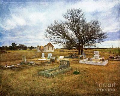Photograph - St Marys Church, Yarra by Stuart Row