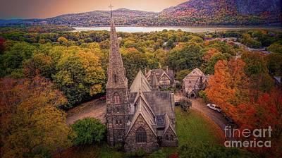 Photograph - St Marys  by Scott Harrison