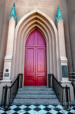 Photograph - St. Matthews German Evangelical Lutheran Church by Dale Powell