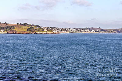 Photograph - St Mawes In Winter by Terri Waters