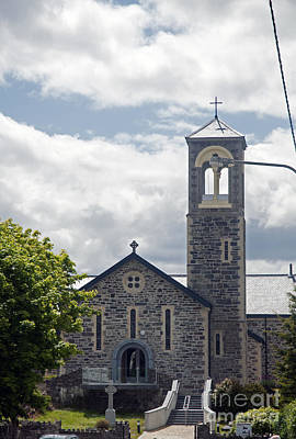 Photograph - St Michaels Church Sneem Ireland by Cindy Murphy - NightVisions