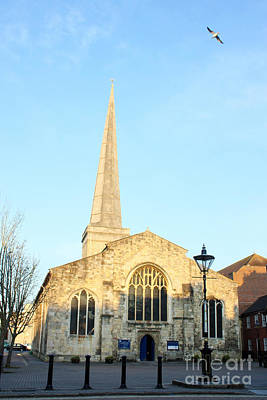Photograph - St Michael's Church Southampton by Terri Waters