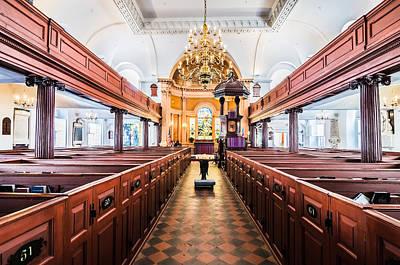 Christian Sacred Photograph - St. Michael's by Drew Castelhano