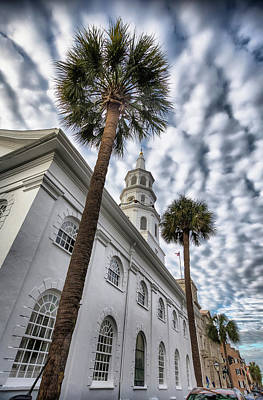 Photograph - St. Michael's Episcopal Church by Lynne Jenkins