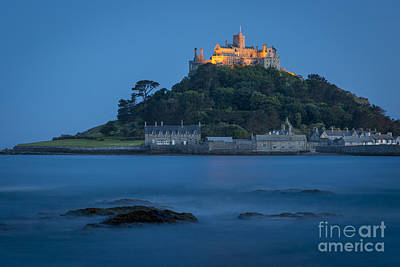 Photograph - St Michaels Mount - Cornwall by Brian Jannsen