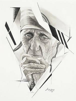 St. Mother Teresa Art Print