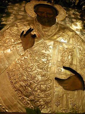 St. Nicholas The Miracle-maker Art Print