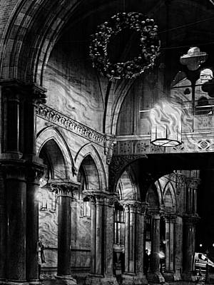 Photograph - St Pancras Exit by Dorothy Berry-Lound