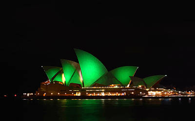 St Patrick Day In Sydney Original