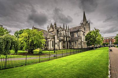 Photograph - St Patricks by Bill Howard
