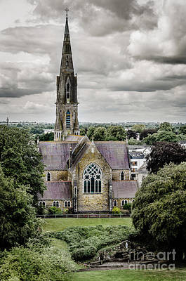 Photograph - St Patrick's Church In Trim by RicardMN Photography