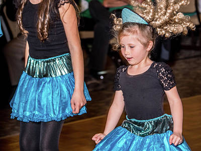 Photograph - St. Patricks Day Party 39 by Martin Gollery