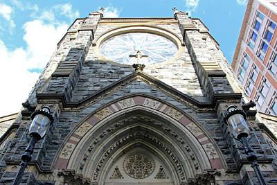 Photograph - St. Patrick's Parish by Cora Wandel