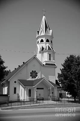 Photograph - St Patricks Roman Catholic Church by Elaine Mikkelstrup