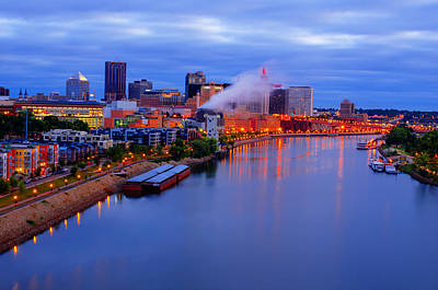 Photograph - St Paul Downtown by RC Pics