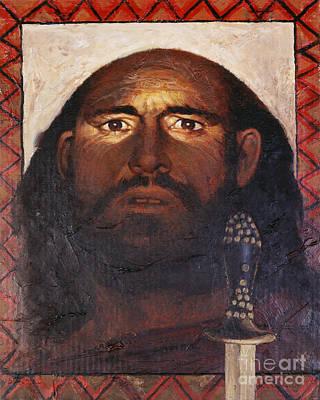 Painting - St. Paul - Lgpau by Louis Glanzman