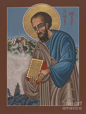 Painting - St Paul The Apostle 196 by William Hart McNichols