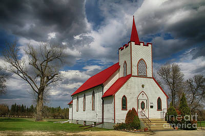 Photograph - St Pauls Anglican Church by Teresa Zieba